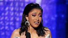 Cardi B Becomes First Solo Woman To Win Grammy For Best Rap Album
