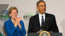 Elizabeth Warren: I'm 'troubled' by Obama's $400,000 speaking fee for healthcare conference