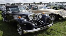 Classic car owners warned they risk fines as thousands no longer need annual MOT