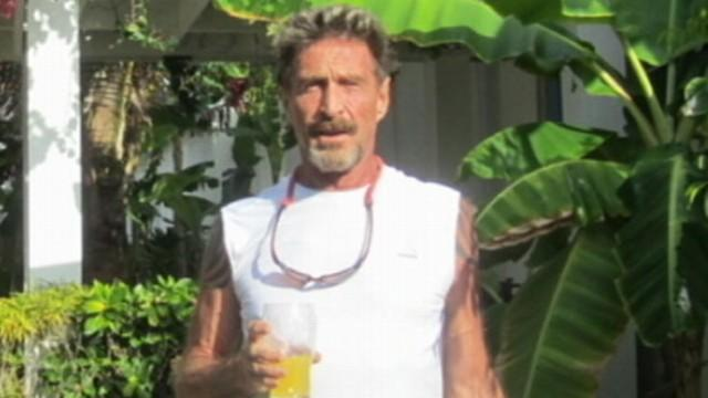 John McAfee Manhunt: Reports of Capture Denied by Police