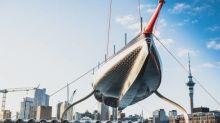 Voile - Coupe de l'America - Coupe de l'America: Ineos Team UK a dévoilé son deuxième bateau