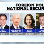 Biden announces top foreign policy and national security picks