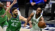 Bucks visit Hawks in battle of contenders