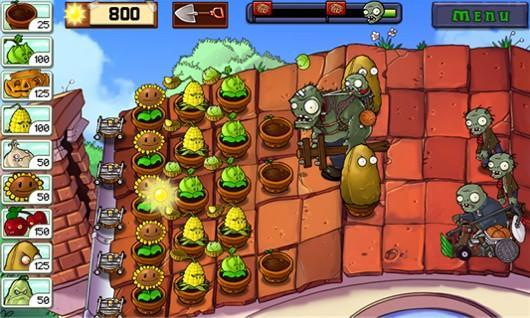 Plants vs Zombies 2 coming next year