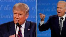 Présidentielle : Trump et Biden face aux Américains mais chacun de son côté