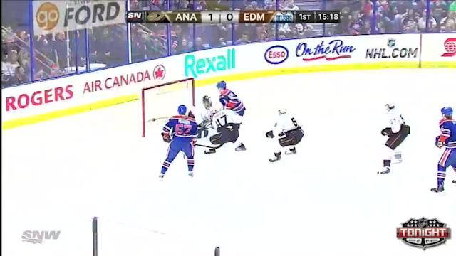 Anaheim Ducks at Edmonton Oilers - 03/28/2014