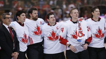 NHL rules out possibility of World Cup in 2021