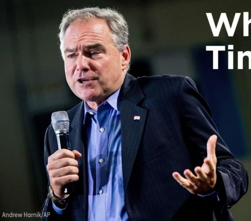 What you need to know about Sen. Tim Kaine