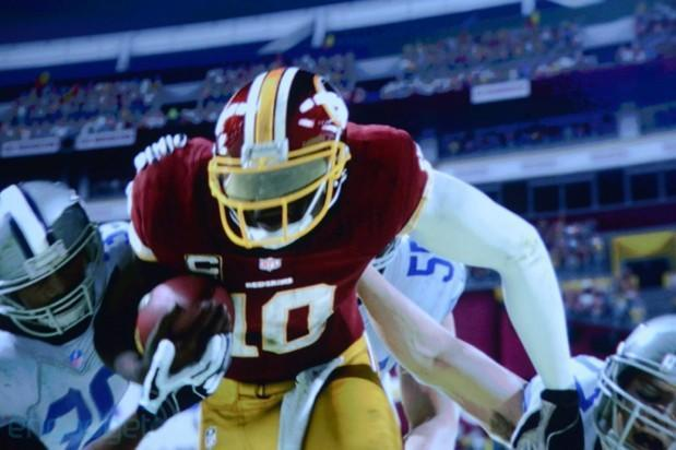 EA shows first Xbox One games: FIFA, NBA Live, Madden and UFC (video)
