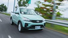 商用、出遊一台搞定!皮卡新選擇 中華汽車 Zinger Pick Up | 新車試駕