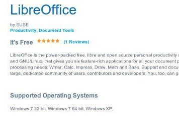 Intel joins the Document Foundation, pimps LibreOffice