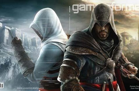 Assassin's Creed: Revelations details from GI -- hookblades, bombs, and LA Noire-esque facial capture
