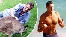 David Hasselhoff's surprise Aussie friendship