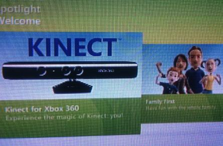 Sources: Kinect beta kits going out, Dashboard update live for participants (with pics!) [Update: and video!]
