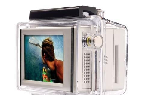 GoPro starts shipping $80 LCD BacPac for HD Hero, has no room for your lunch box (video)