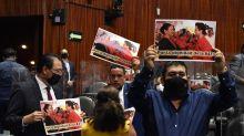 El PRI recupera presidencia de la Cámara de Diputados de México tras polémica