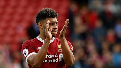 Jurgen Klopp jumps to defence of Alex Oxlade-Chamberlain and in 'no doubt' about his impact for Liverpool