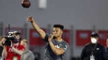 Jets, 49ers, Falcons, Broncos, Patriots To Attend Justin Fields' Second Pro Day