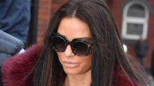 Katie Price pleads 'not guilty' to drink-driving