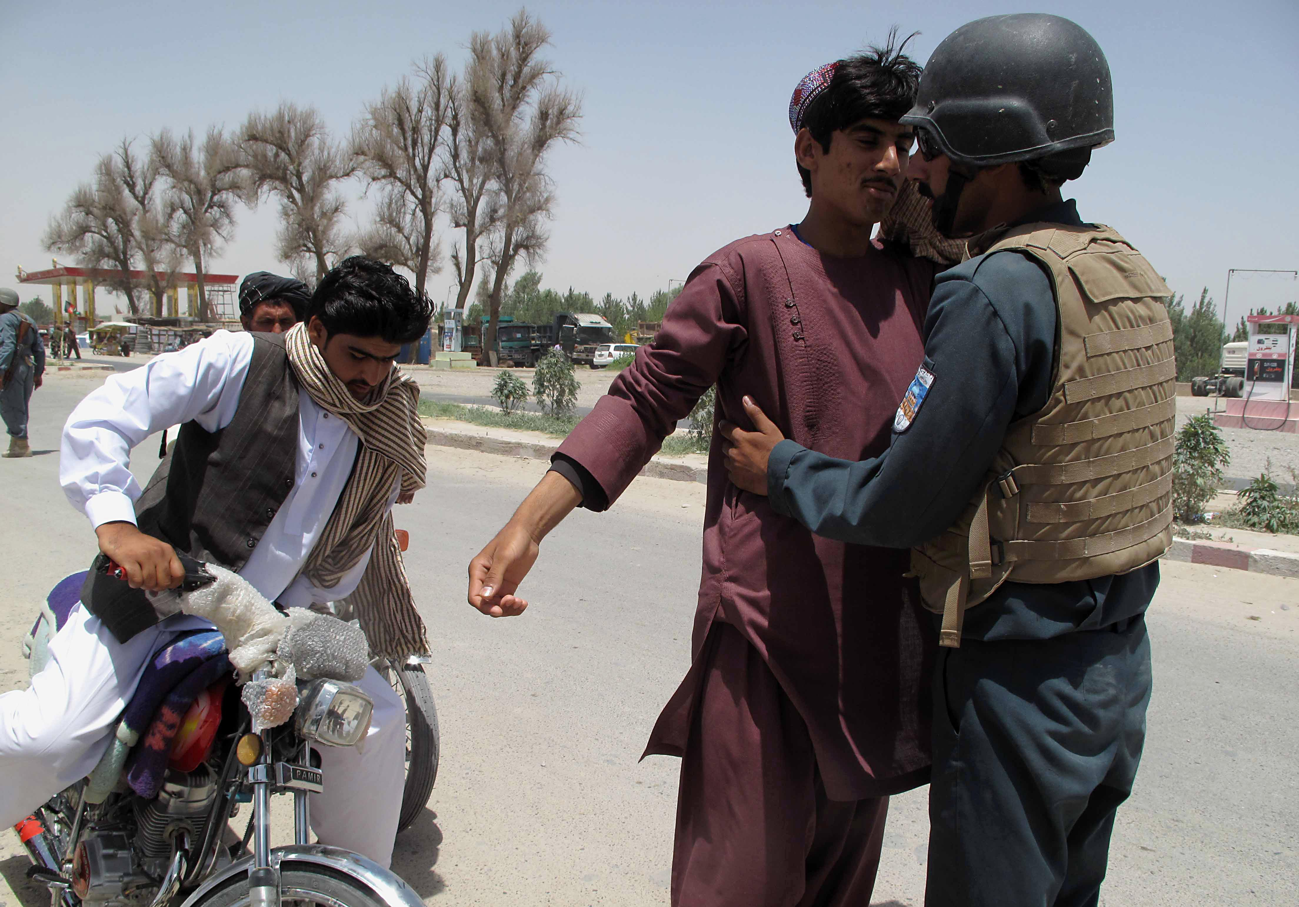Afghan Taliban claims capture of second town as security