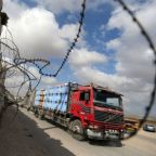 Israel lets food, commercial goods back into Gaza as Egypt seeks truce