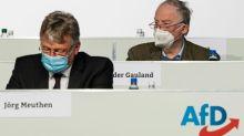 AfD-Parteitag spricht sich für Austritt Deutschlands aus der EU aus