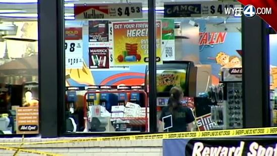2 customers shot during robbery attempt