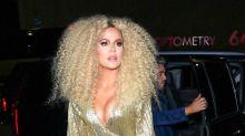 Khloé Kardashian criticized for wearing cornrows: 'You're not black'