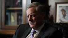 Mark Meadows says 'Cabinet members' meeting at Trump's New Jersey golf club