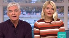 Holly Willoughby in tears interviewing Eva Speakman about domestic violence