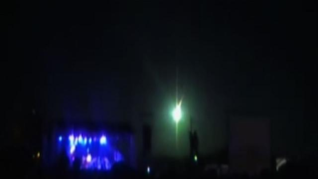 Meteor Lights Up Night Sky in Northern Argentina