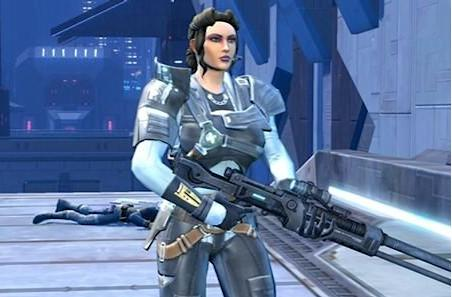 SWTOR increases Sniper damage, fixes bugs, and cures the Rakghoul plague