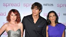 Ashton Kutcher says he still loves ex Demi Moore's 3 daughters: I helped 'raise' them 'through their adolescence'