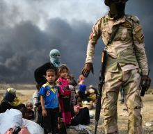 Coalition huddles as Iraqi forces inch towards Mosul
