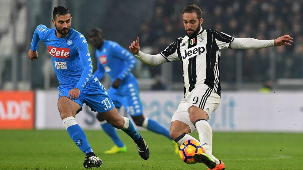 Probabili formazioni Napoli-Juventus: Lemina alla Cuadrado, gioca Rafael