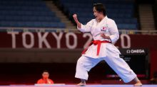 Olympics-Karate-'Queens of kata' kick off Games debut, vying for gold