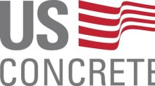 U.S. Concrete Names William J. Sandbrook Chairman of Company's Board of Directors