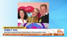 Katy Perry invites Miranda Kerr's parents to concert