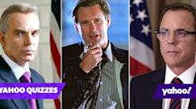 Quiz! Can you match the fictional President to the film or TV show?