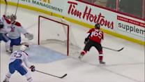 Karlsson scores off perfect tape-to-tape pass