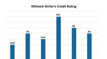 The Offshore Drillers with the Highest and Lowest Credit Ratings