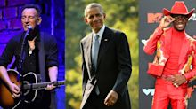 Former President Barack Obama names Lil Nas X, Bruce Springsteen and Lizzo as favorite music of 2019