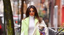 Priyanka Chopra is Back in NYC, Coordinating With Her Dog