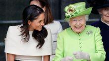 Meghan Markle 入門不久就已贏得了英女王歡心,靠的竟然是幽默感?
