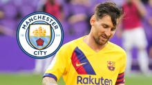 Mercato - Messi à City ? L'enregistrement qui confirme est fake !