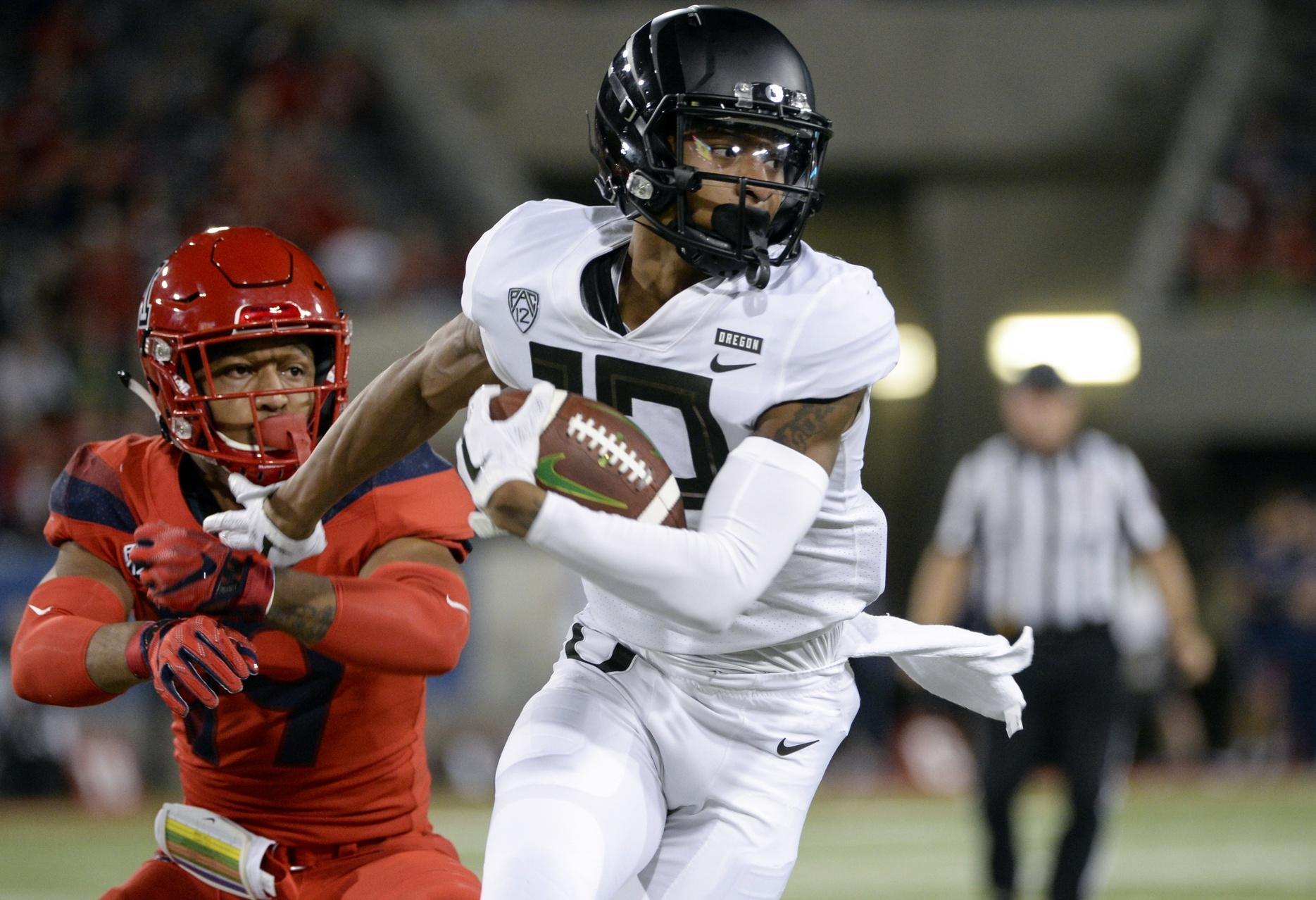 Dillion Mitchell is meeting with NFL teams and ready to make the world eat their words