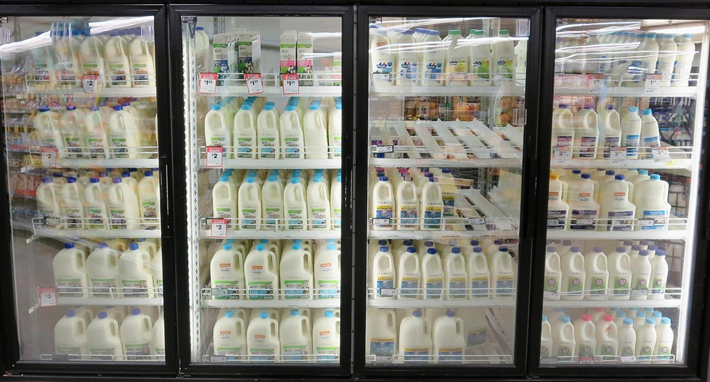 Second milk recall over contamination that could cause serious illness