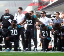 Jacksonville Jaguars and Baltimore Ravens Players Kneel During Anthem, With Protests Expected to Sweep NFL