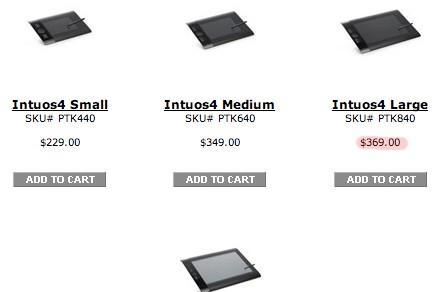 Video: Wacom's intuos4 pen tablet now available with special typo pricing