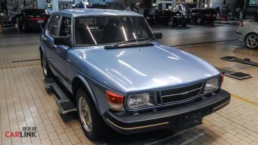 【翻新中古車在台灣】完成父親當年夢想!1982 SAAB 99圓夢計畫。Part.1